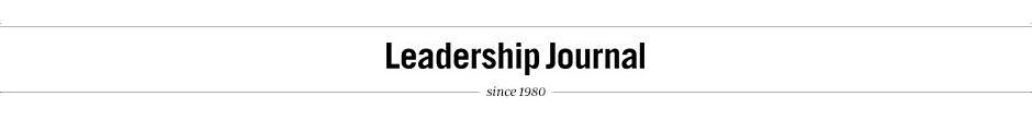 Leadership Journal: Since 1980