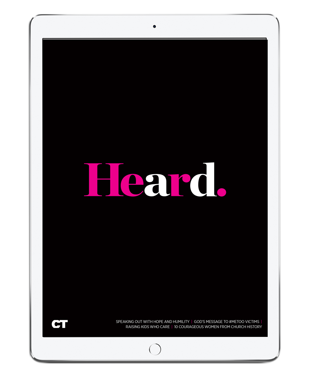 Heard: A Special Issue from CT Women