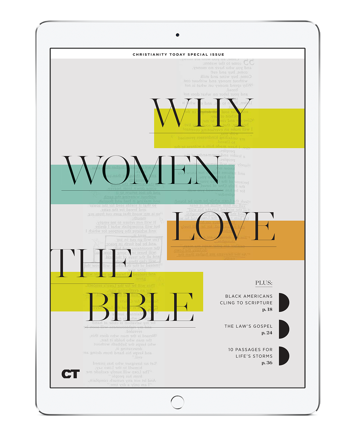 Why Women Love the Bible: A Special Issue from CT